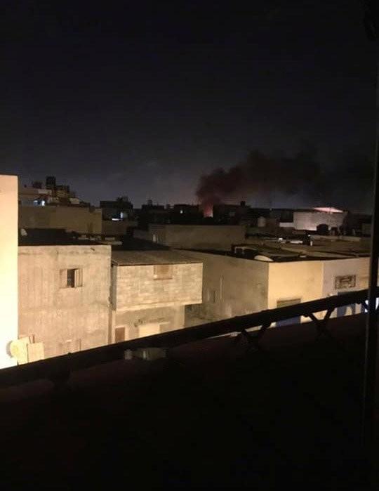 Giao tranh diễn ra ác liệt ở Tripoli, các bên tiếp tục tuyên bố chiến thắng ảnh 1