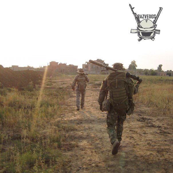 Lính bắn tỉa Nga xuất hiện trong khu phi quân sự Idlib ảnh 1