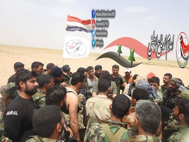 Quân đội Syria-Iraq truy quét biên giới, chuẩn bị mở cửa khẩu thông thương ảnh 1