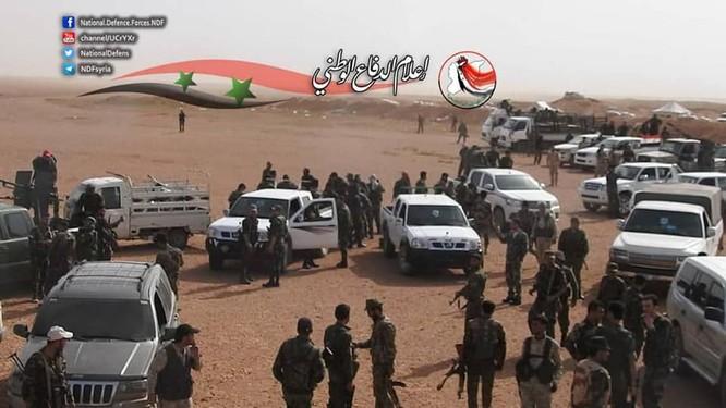 Quân đội Syria-Iraq truy quét biên giới, chuẩn bị mở cửa khẩu thông thương ảnh 3