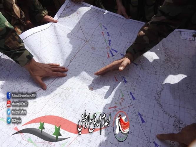 Quân đội Syria-Iraq truy quét biên giới, chuẩn bị mở cửa khẩu thông thương ảnh 4
