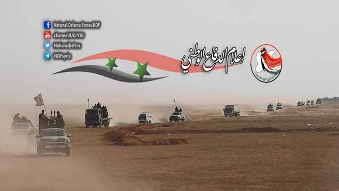 Quân đội Syria-Iraq truy quét biên giới, chuẩn bị mở cửa khẩu thông thương ảnh 5