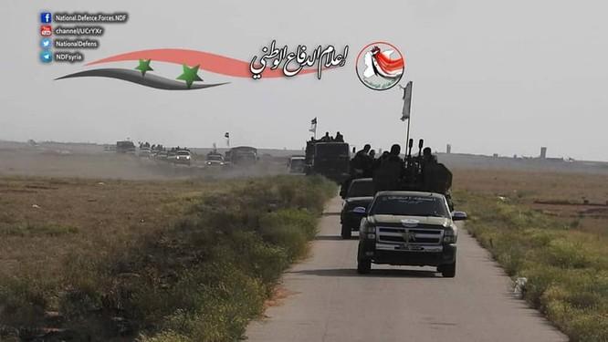 Quân đội Syria-Iraq truy quét biên giới, chuẩn bị mở cửa khẩu thông thương ảnh 6
