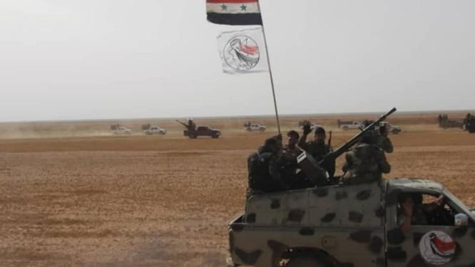 Quân đội Syria-Iraq truy quét biên giới, chuẩn bị mở cửa khẩu thông thương ảnh 7
