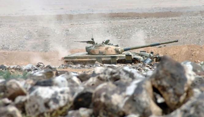 Quân đội Syria-Iraq truy quét biên giới, chuẩn bị mở cửa khẩu thông thương ảnh 8