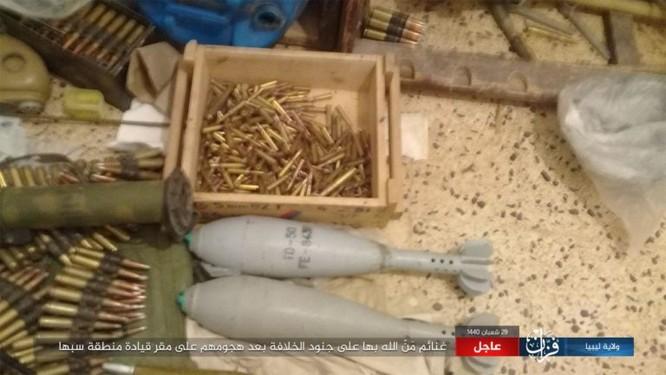 IS bất ngờ tấn công Quân đội Quốc gia (LNA) ảnh 4