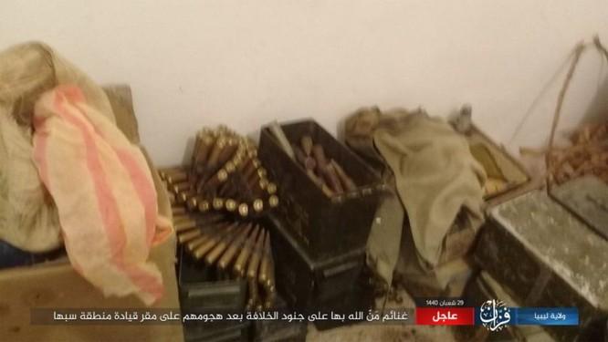 IS bất ngờ tấn công Quân đội Quốc gia (LNA) ảnh 6