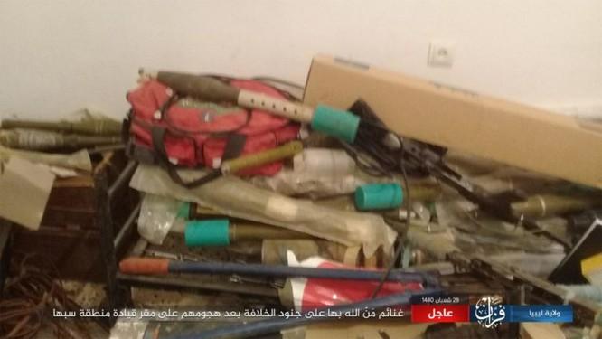 IS bất ngờ tấn công Quân đội Quốc gia (LNA) ảnh 7