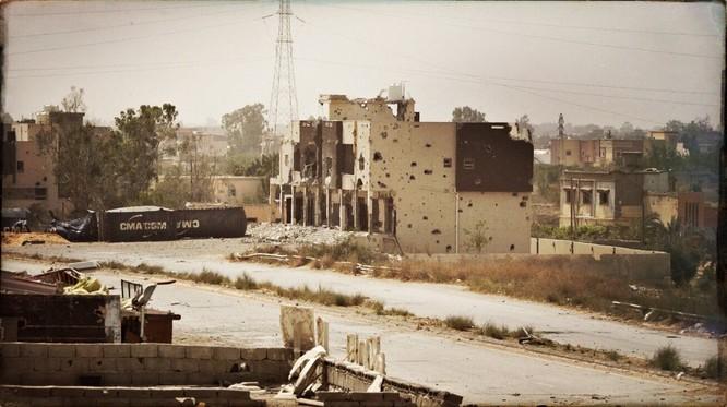 Tư lệnh trưởng Quân đội Quốc gia Libya kêu gọi chiến đấu, LNA hạ một Mirage F-1 ảnh 1