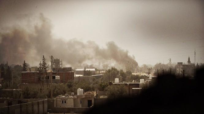 Tư lệnh trưởng Quân đội Quốc gia Libya kêu gọi chiến đấu, LNA hạ một Mirage F-1 ảnh 2