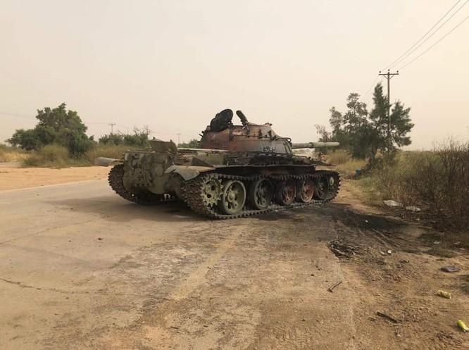 Tư lệnh trưởng Quân đội Quốc gia Libya kêu gọi chiến đấu, LNA hạ một Mirage F-1 ảnh 3