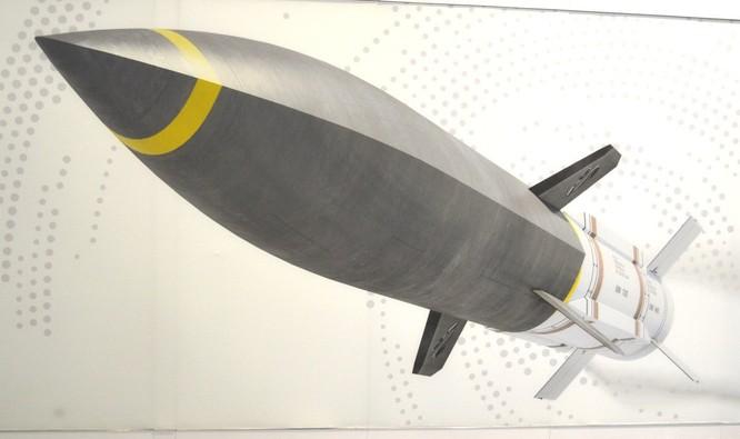 Mỹ chạy đua với Nga, thúc đẩy phát triển tên lửa siêu âm chống hạm ảnh 1