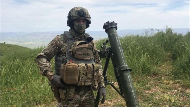 Đặc nhiệm Nga tham chiến trên vùng nông thôn bắc Hama ảnh 5