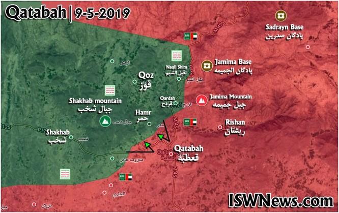 Chiến binh Houthi lại đánh đại bại quân Ả rập Xê út ở al-Zahir, Yemen ảnh 1