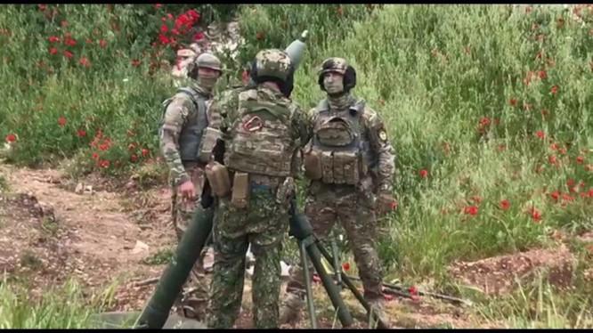 Các cố vấn quân sự Nga tham chiến ở Hama có thể là quân nhân đánh thuê ảnh 2