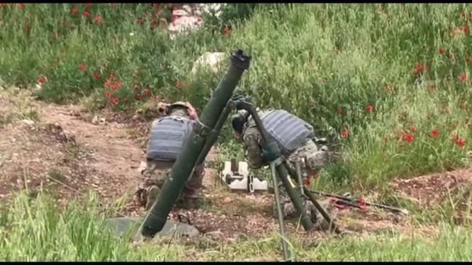 Các cố vấn quân sự Nga tham chiến ở Hama có thể là quân nhân đánh thuê ảnh 3