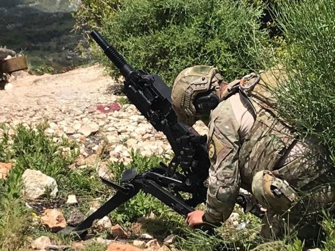 Các cố vấn quân sự Nga tham chiến ở Hama có thể là quân nhân đánh thuê ảnh 4