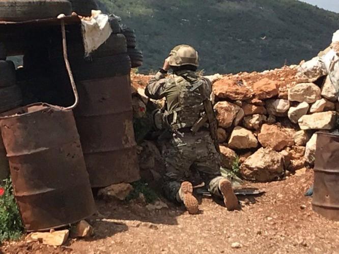 Các cố vấn quân sự Nga tham chiến ở Hama có thể là quân nhân đánh thuê ảnh 6