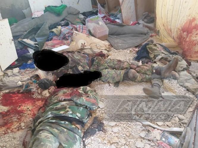 Cuộc phản công thất bại của quân thánh chiến khiến 50 tay súng thiệt mạng, hàng chục phần tử Al-Qaeda bị bắt tù binh ảnh 2