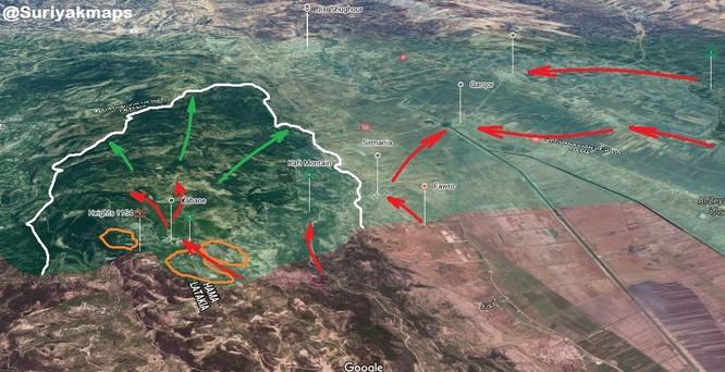 Sư đoàn cơ giới số 4 quân đội Syria tiếp tục thất bại ở Lattakia, 4 binh sĩ thiệt mạng ảnh 1