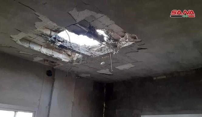 Phòng không căn cứ Hmeimim Lattakia bẻ gãy cuộc tập kích tên lửa thánh chiến vào sân bay Nga ảnh 2