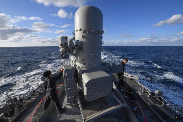 Mỹ phát triển hệ thống phòng thủ tên lửa chống hạm SeaRAM chống Iran, Bắc Triều Tiên và Trung Quốc ảnh 2