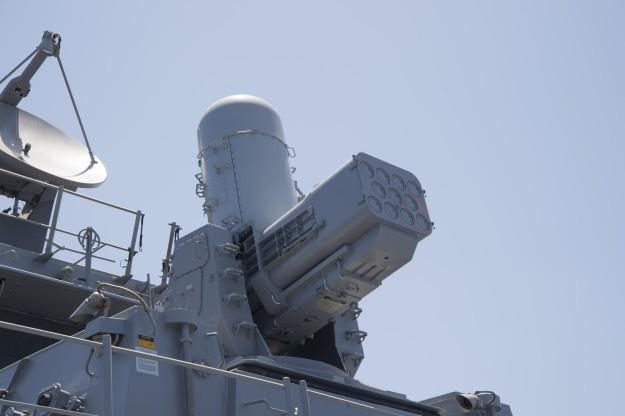 Mỹ phát triển hệ thống phòng thủ tên lửa chống hạm SeaRAM chống Iran, Bắc Triều Tiên và Trung Quốc ảnh 3