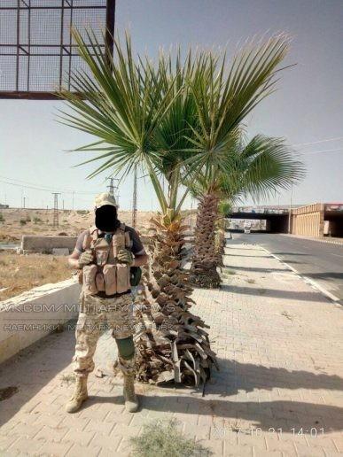 Các binh sĩ Nga lại xuất hiện trên sa mạc tỉnh Homs, Deir Ezzor ảnh 4