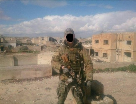Các binh sĩ Nga lại xuất hiện trên sa mạc tỉnh Homs, Deir Ezzor ảnh 5