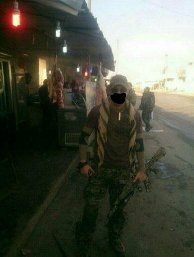 Các binh sĩ Nga lại xuất hiện trên sa mạc tỉnh Homs, Deir Ezzor ảnh 8