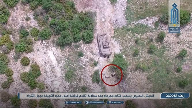 Sư đoàn cơ giới số 4 tiếp tục thất bại ở Latakia ảnh 2