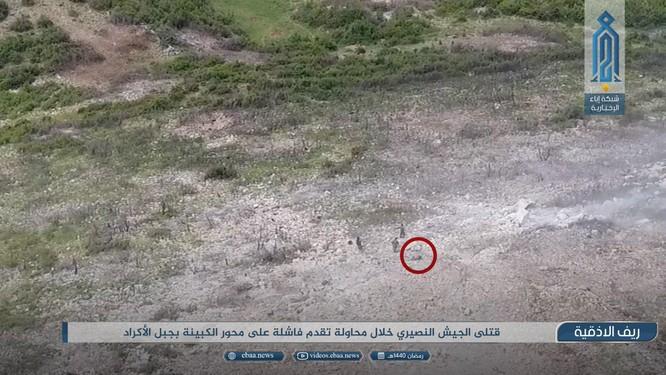 Sư đoàn cơ giới số 4 tiếp tục thất bại ở Latakia ảnh 3