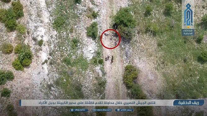 Sư đoàn cơ giới số 4 tiếp tục thất bại ở Latakia ảnh 4