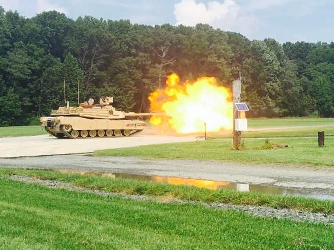 Mỹ dồn dập nâng cấp Abrams đối phó với T-14 Armata ảnh 2