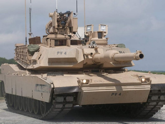 Mỹ dồn dập nâng cấp Abrams đối phó với T-14 Armata ảnh 3