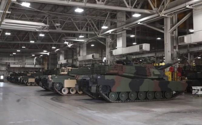 Mỹ dồn dập nâng cấp Abrams đối phó với T-14 Armata ảnh 4
