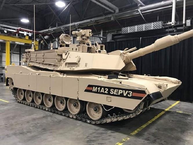 Mỹ dồn dập nâng cấp Abrams đối phó với T-14 Armata ảnh 1
