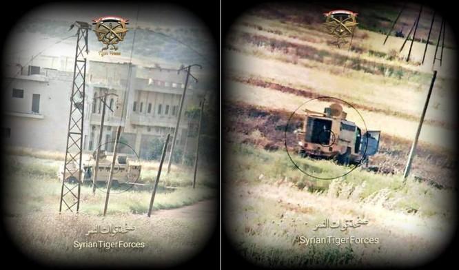 Giao chiến căng thẳng phía bắc Hama, có dấu hiệu Thổ Nhĩ Kỳ hậu thuẫn cho thánh chiến ảnh 2