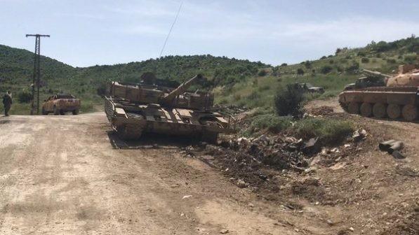 Quân nhân Nga tham chiến trên chiến trường tây nam Idlib, Syria ảnh 2