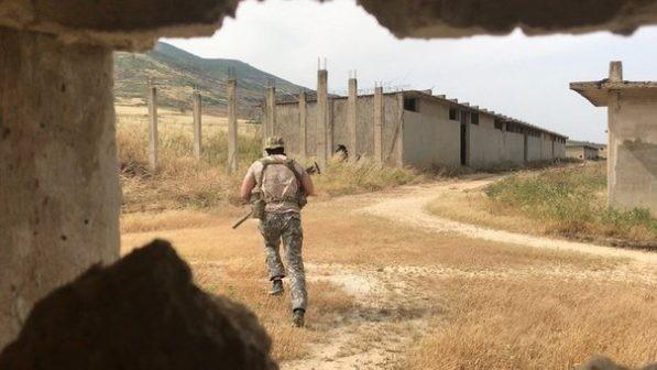 Quân nhân Nga tham chiến trên chiến trường tây nam Idlib, Syria ảnh 3