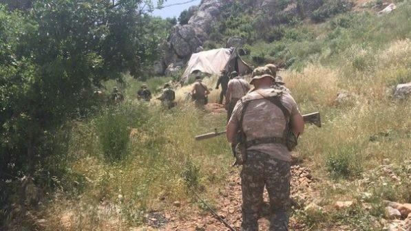 Quân nhân Nga tham chiến trên chiến trường tây nam Idlib, Syria ảnh 7
