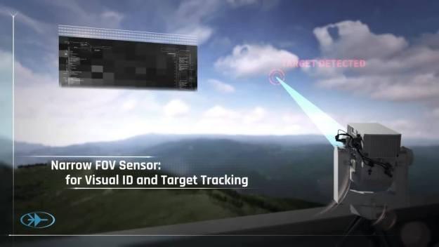 Israel phát triển hệ thống rào quang điện tử chống UAV từ phía Palestin ảnh 1