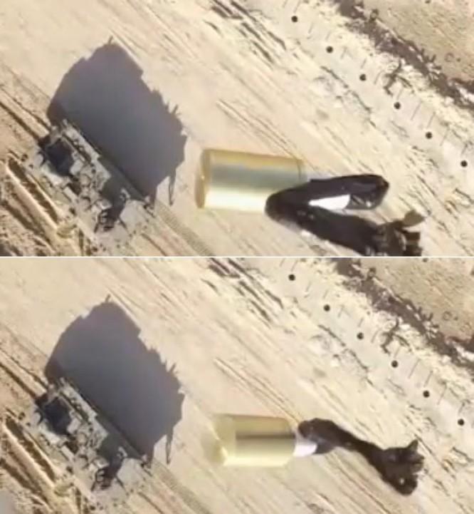 Thánh chiến Palestine sử dụng UAV tấn công quân đội Israel ảnh 1