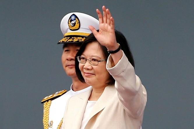 Lãnh đạo Đài Loan Thái Anh Văn.
