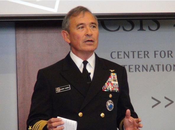 Đô đốc Harry Harris, Tư lệnh Bộ Tư lệnh Thái Bình Dương Mỹ
