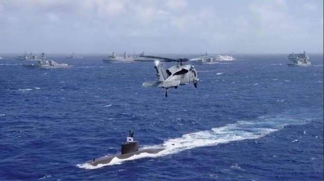 Diễn tập Vành đai Thái Bình Dương-2016