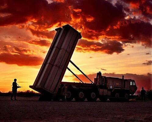 Hệ thống phòng thủ khu vực tầm cao giai đoạn cuối (THAAD) Mỹ