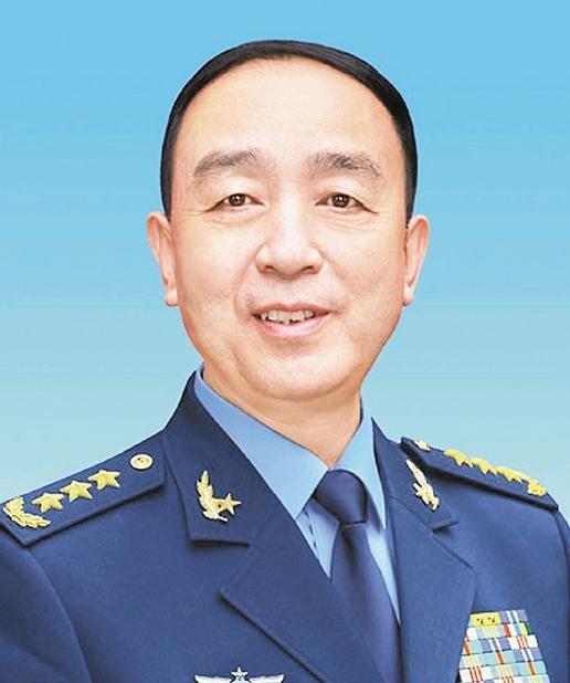 Thượng tướng Điền Tu Tư, nguyên Chính ủy Không quân Trung Quốc. Ảnh: Văn hối