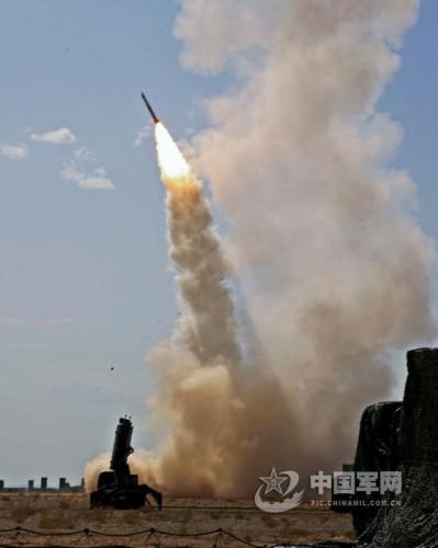 Tên lửa phòng không tầm xa HQ-9 Trung Quốc