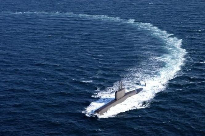 Tàu ngầm AIP Type 214 Hàn Quốc (ảnh tư liệu)